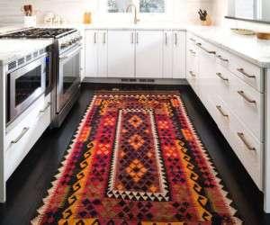 مدلهای گلیم فرش برای آشپزخانه